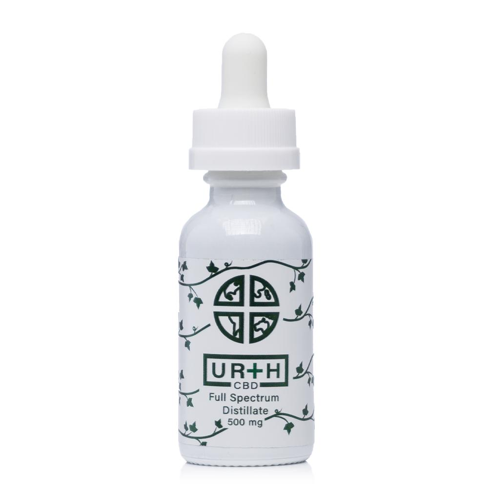 URTH CBD All Natural Tincture 500mg - Ultimate CBD