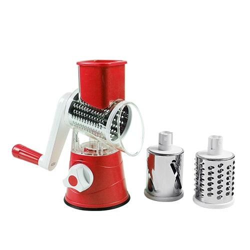 Multi-Functional Kitchen Vegetable Cutter Slicer Vegetable Cutter Slicer Multifunctional Round Slicer