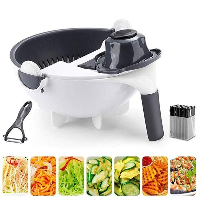 Mandoline Slicer Fruit Manual Vegetable Cutter