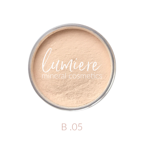 B .05 Loose Mineral Foundation