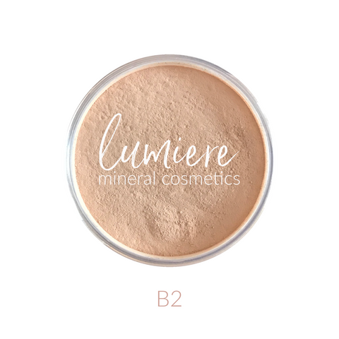 B2 Loose Mineral Foundation