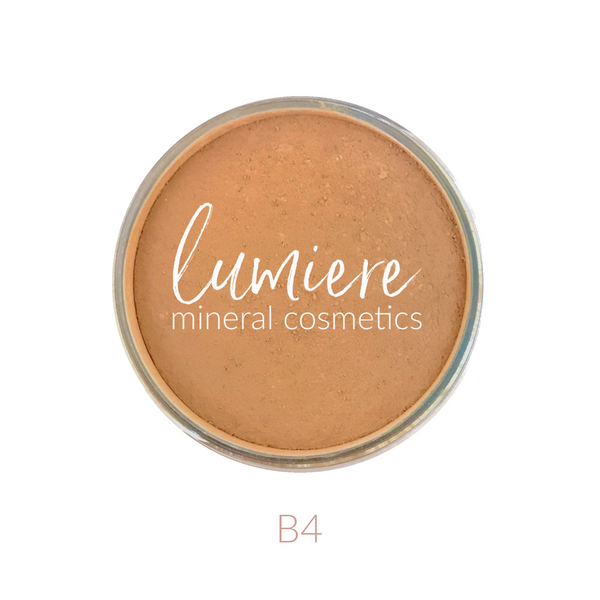 B4 Loose Mineral Foundation