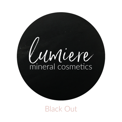 Black Out Eyeshadow