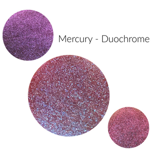 Mercury - Duo Chrome Color Changing Eyeshadow