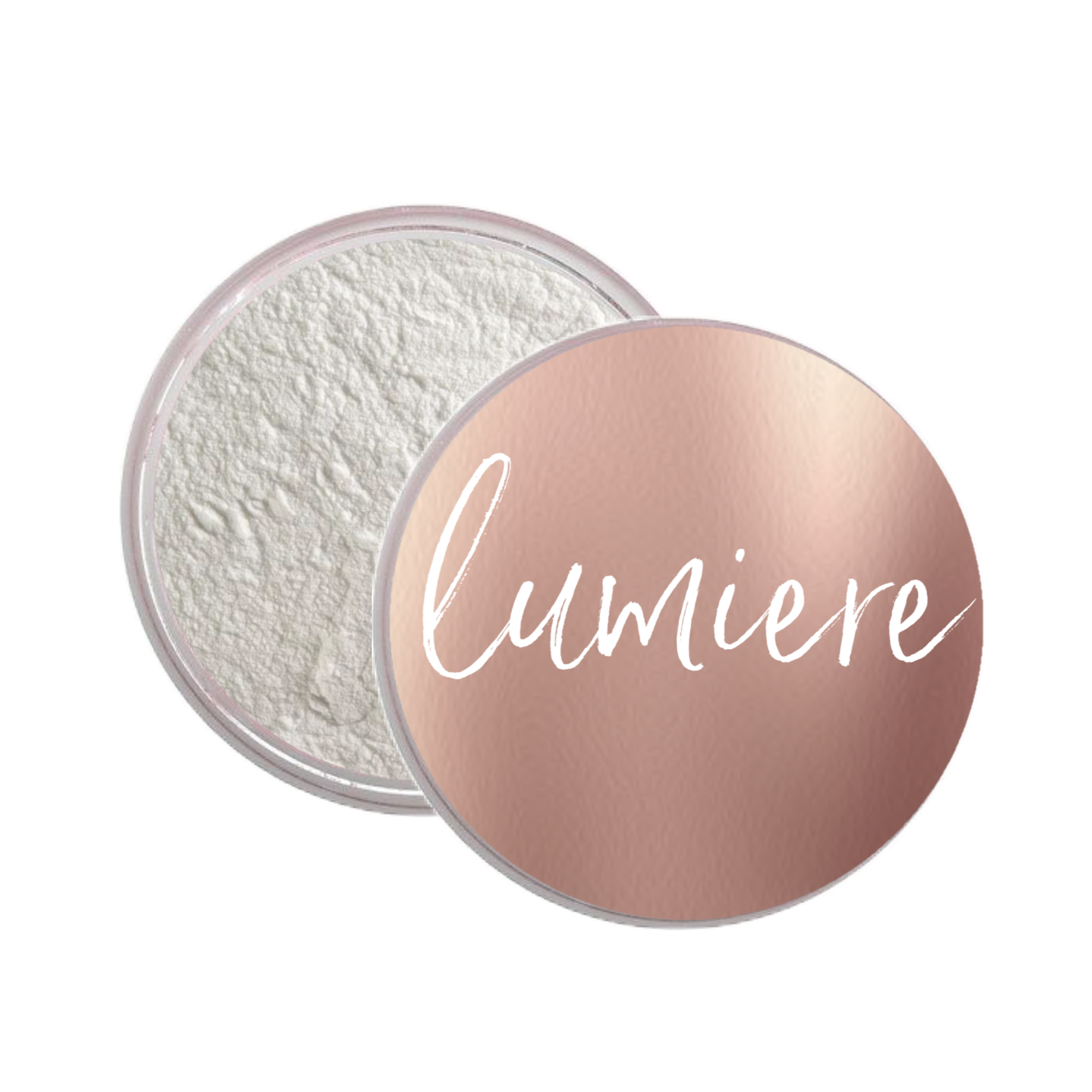Loose Mineral Finishing Powder - Invisiveil