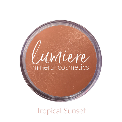 Tropical Sunset Blush