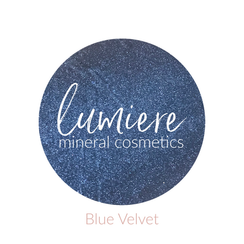 Blue Velvet Eyeshadow