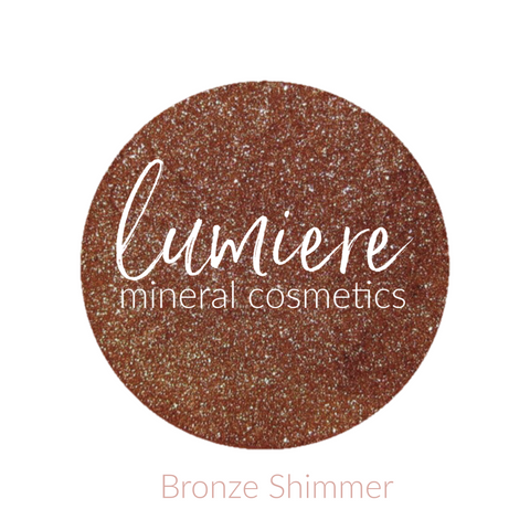 Bronze Shimmer Eyeshadow