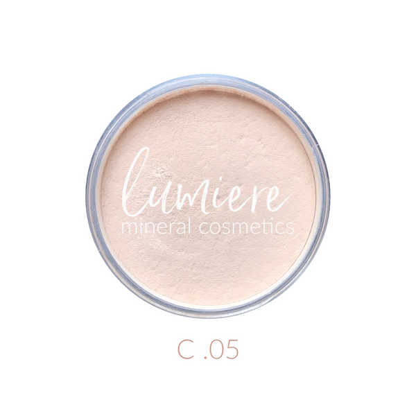 C .05 Loose Mineral Foundation
