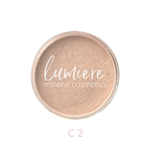C2 Loose Mineral Foundation