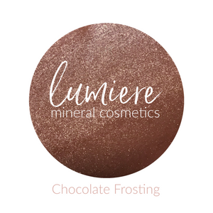 Chocolate Frosting Eyeshadow