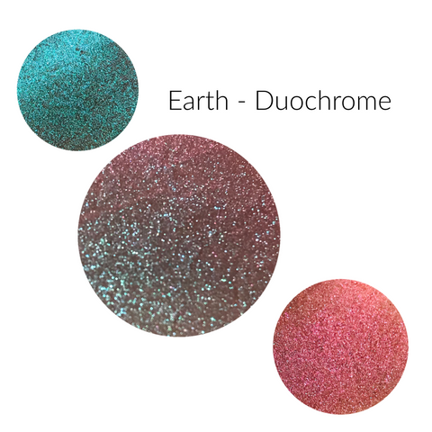 Earth - Duo Chrome Color Changing Eyeshadow