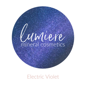 Electric Violet Eyeshadow