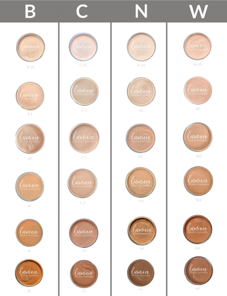 N1 Loose Mineral Foundation