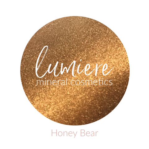 Honey Bear Eyeshadow