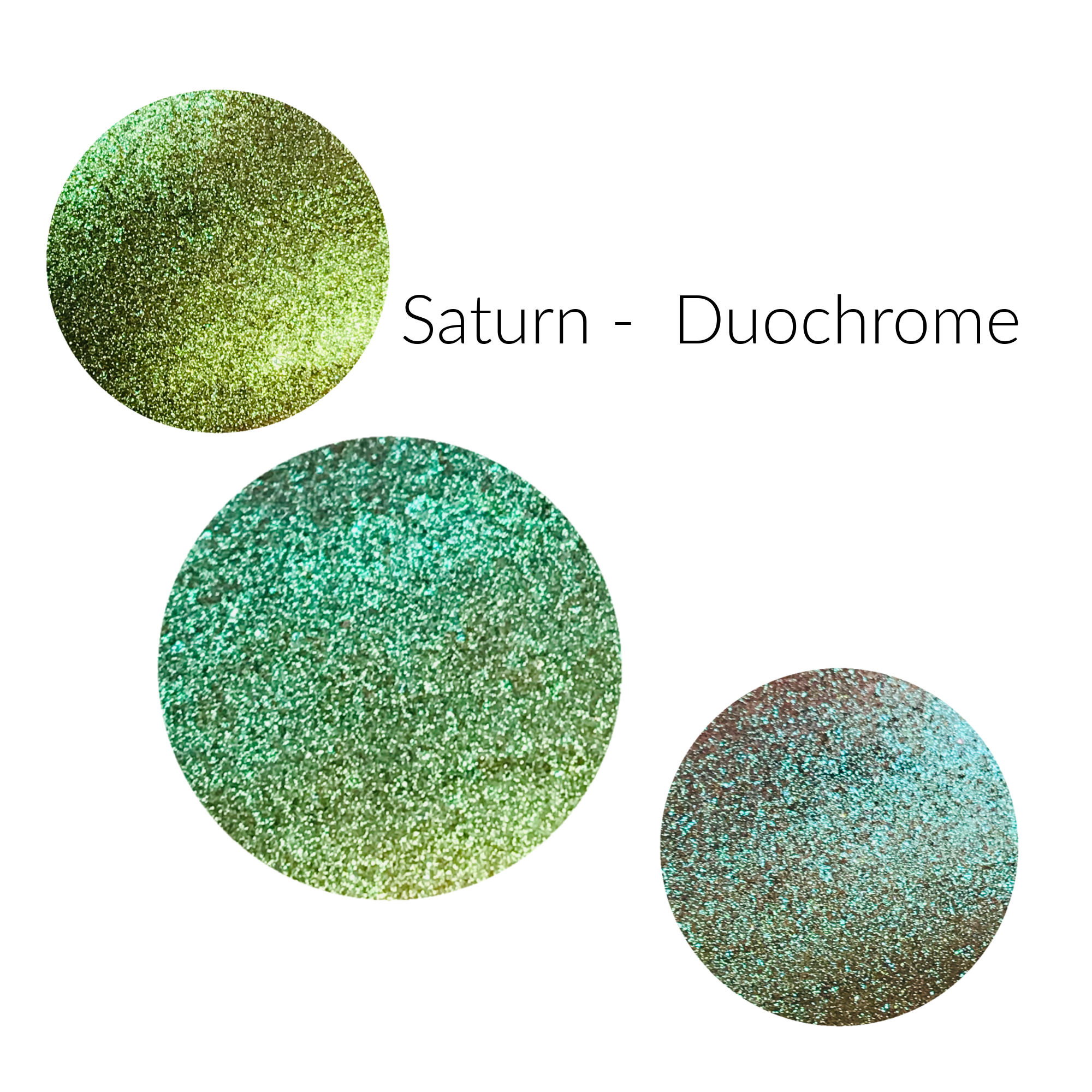 Saturn - Duo Chrome Color Changing Eyeshadow