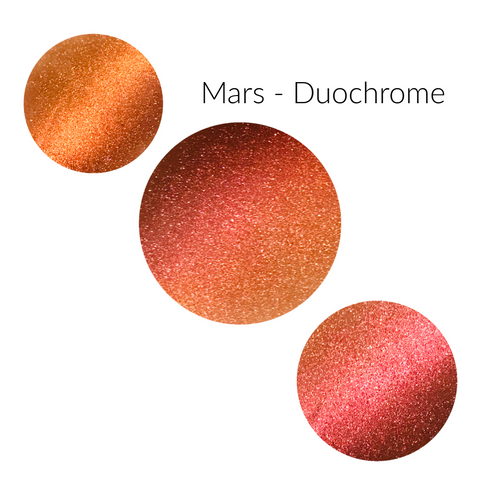 Mars - Duo Chrome Color Changing Eyeshadow