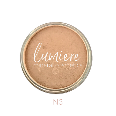 N3 Loose Mineral Foundation