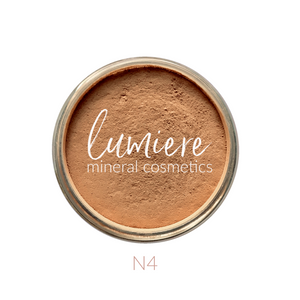 N4 Loose Mineral Foundation