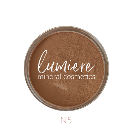 N5 Loose Mineral Foundation
