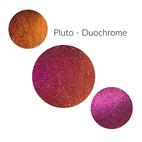Pluto - Duo Chrome Color Changing Eyeshadow