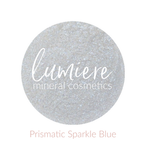 Prismatic Sparkle Blue Eyeshadow