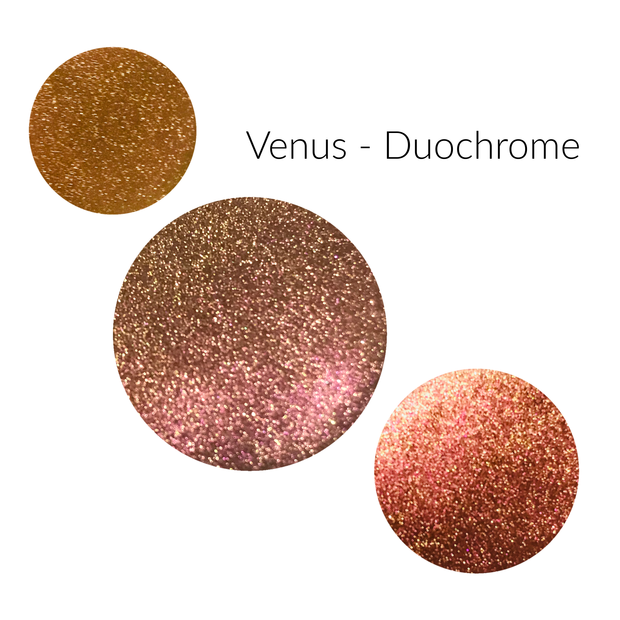 Venus - Duo Chrome Color Changing Eyeshadow