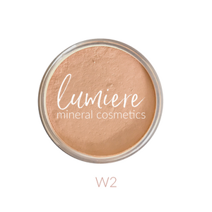 W2 Loose Mineral Foundation