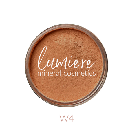 W4 Loose Mineral Foundation