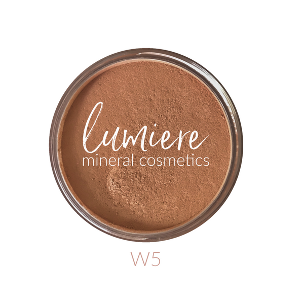 W5 Loose Mineral Foundation