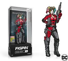 Harley Quinn Injustice SDCC Exclusive
