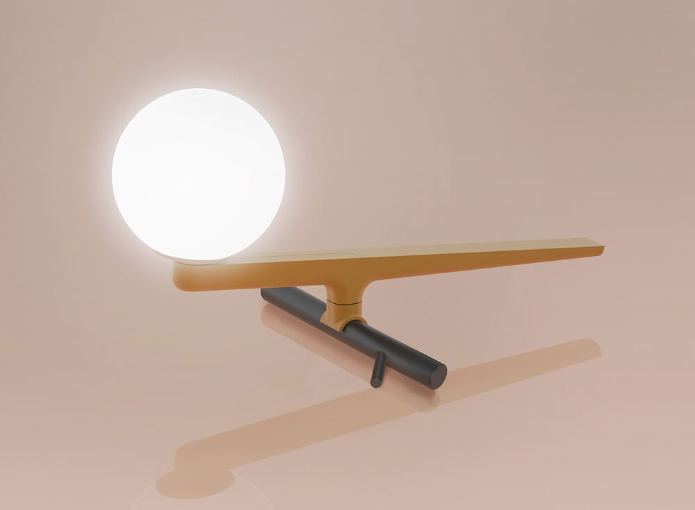 New From Artemide: Yanzi Modern Lighting Collection