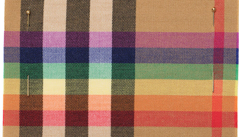 Burberry Reveals LGBTQ Rainbow Check  Pattern