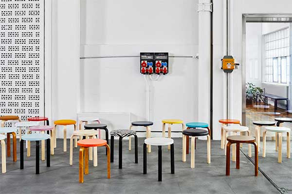 Supreme Releases Artek Furniture Edition
