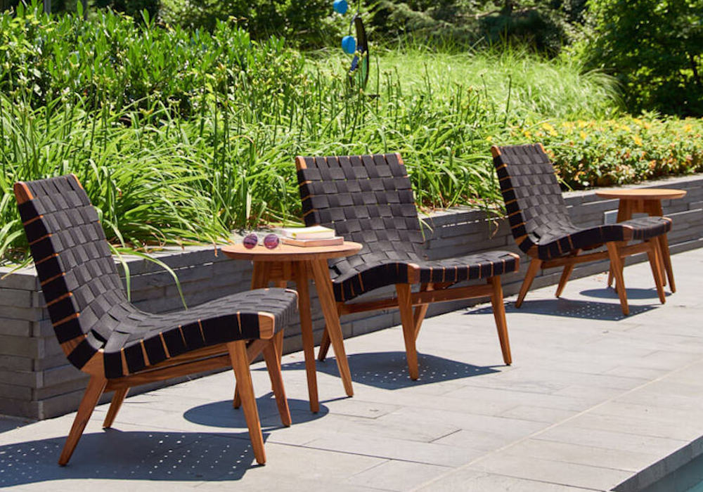 Introducing the Knoll Risom Outdoor Collection