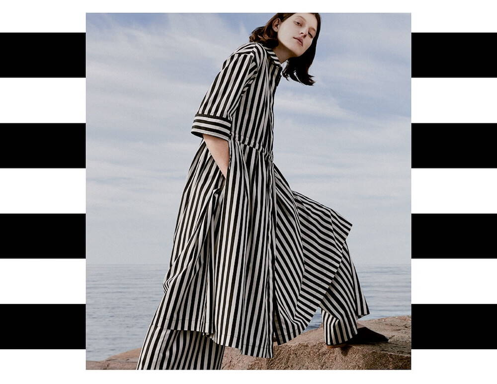 An Equality Message Behind Marimekko's Tasaraita Stripes
