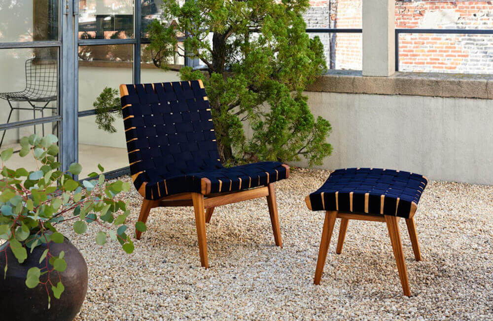 Knoll Introduces Risom Outdoor Collection