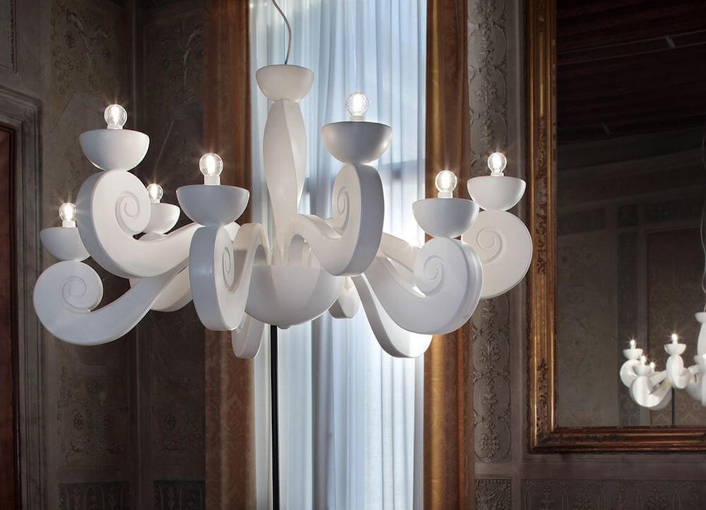 Luxury Italian Lighting by Masiero