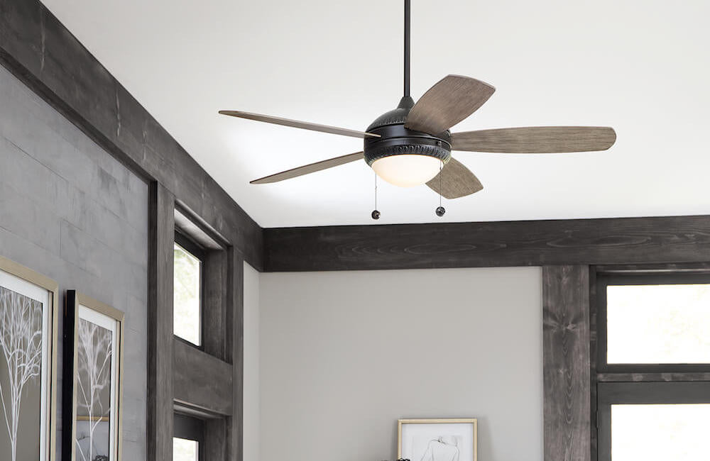 Stylish Contemporary Ceiling Fans from Monte Carlo Fans