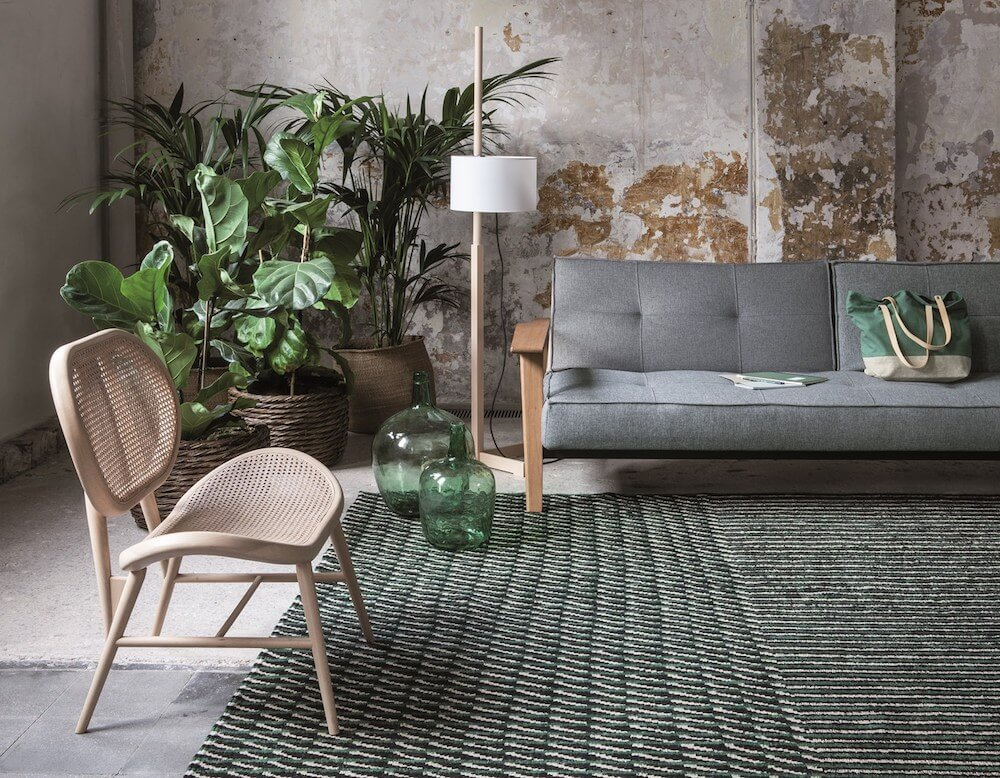 New: Nanimarquina Blur Rugs by Ronan and Erwan Bouroullec