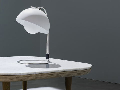 Verner Panton Lamps by &Tradition