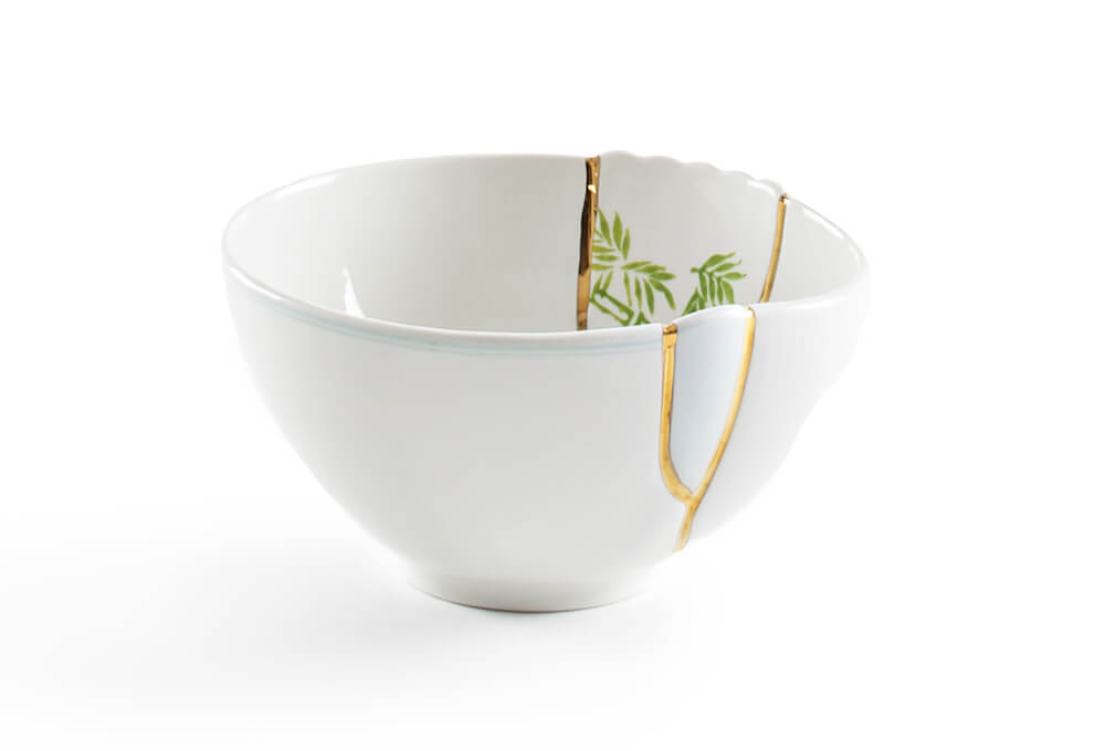 New from Seletti: Kintsugi Modern Tabletop Collection