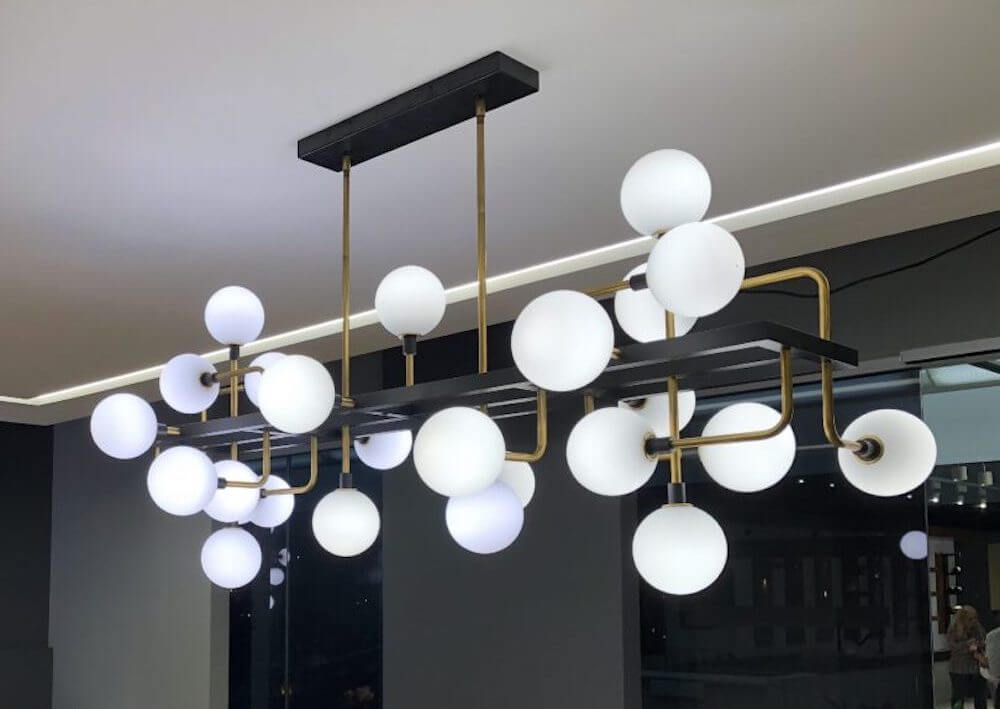 Viaggio Contemporary Lighting Collection by Tech Lighting