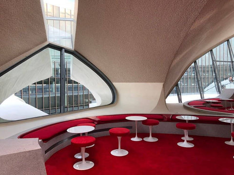 The TWA Hotel: A Glorious Escape In An Age of Inelegance