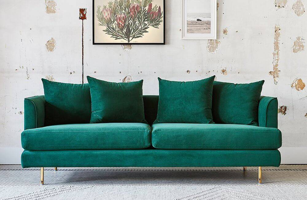 Jewel Tones: A Dazzling Modern Interior Color Trend