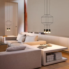 VIBIA Wireflow Collection