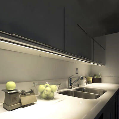 Modern Accent Lighting featuring WAC Lighting Recessed Mini Eyeball
