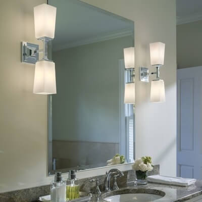 Hubbardton Forge Bathroom Vanity Lights