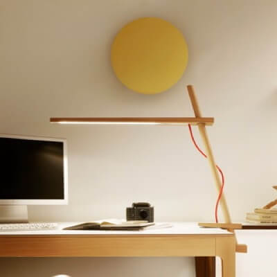 Clamp & Shelf Lamps