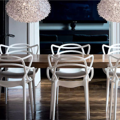 Kartell Dining Chairs